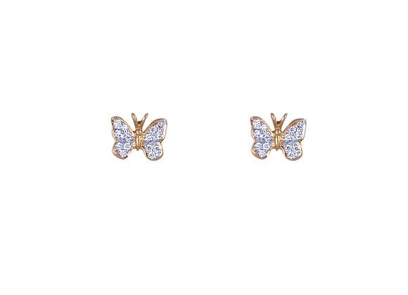 Little Charlotte The Butterfly Earrings