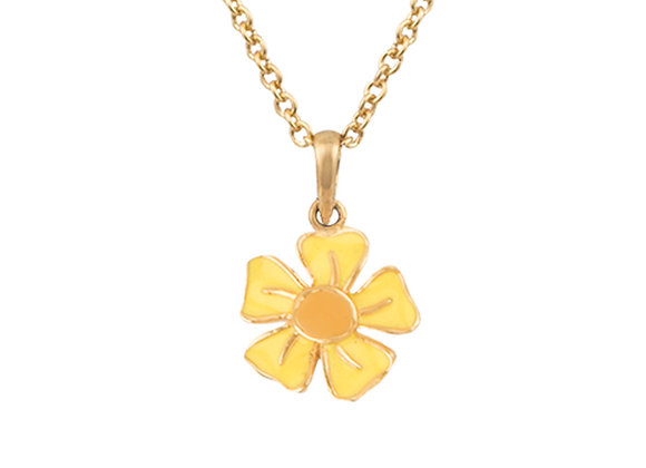 Syrin the Delighful Flower Pendant