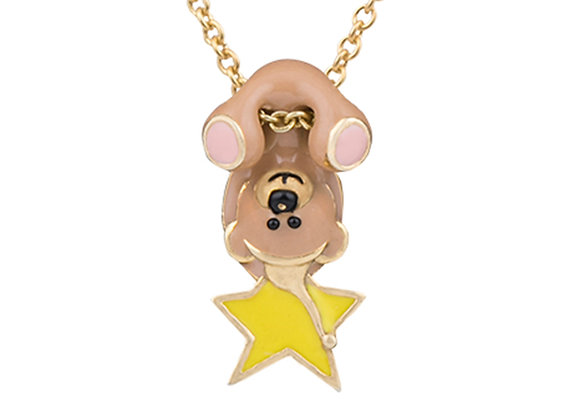 Magnar the Magnanimous Teddy Pendant