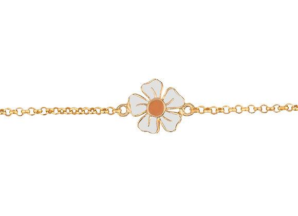 Syrin the Delighful Flower Bracelet