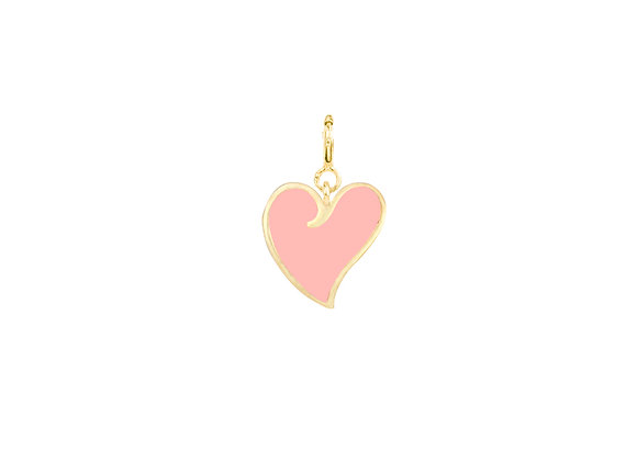 The Heart of Compassion Charm