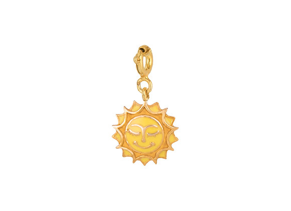 Sol the Radiant Sun Charm