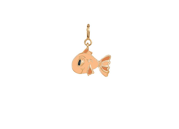 Pax the Patient Fish Charm