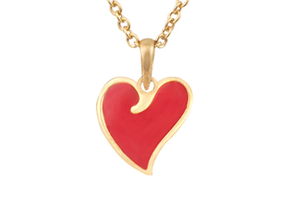 The Heart of Love Pendant
