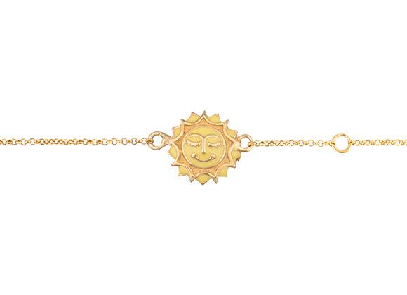 Sol the Radiant Sun Bracelet