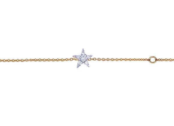 Little Laura the Star Bracelet