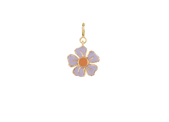 Syrin the Delighful Flower Charm