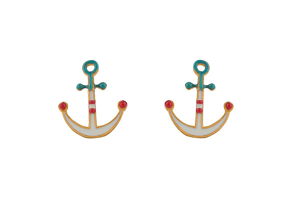 Trygg the Trustworthy Anchor Cufflinks