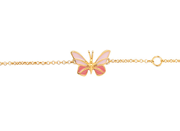 Angelica the Authentic Butterfly Bracelet