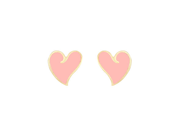 The Heart of Compassion Earrings