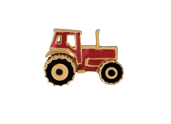 Taro The Tenacious Tractor Pin
