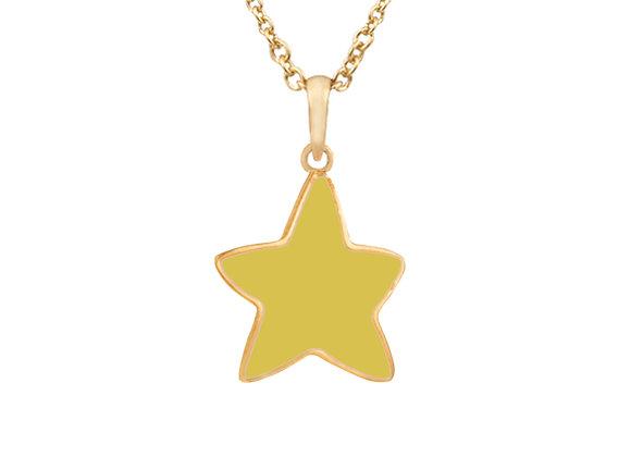 Lysa the Luminous Star Pendant