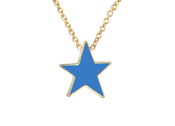 Stella the Wishing Star Pendant