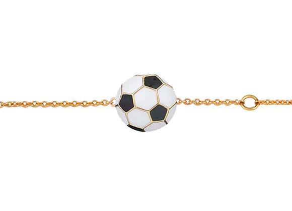 Cody the Cooperative Football Bracelet
