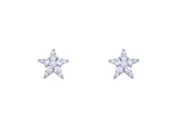 Laura the Star Earrings