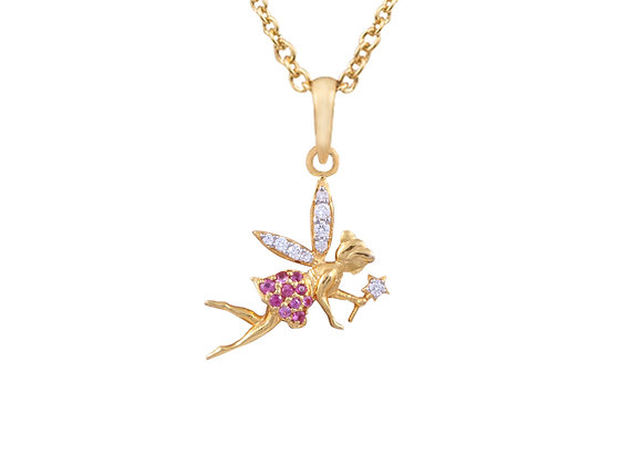Florence the Fairy Pendant