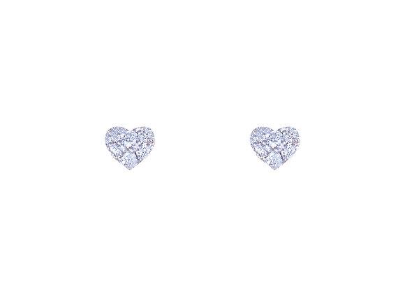 Amanda the Heart Earrings