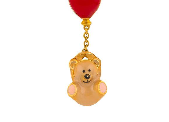 Bjorn the Adorable Teddy Pendant