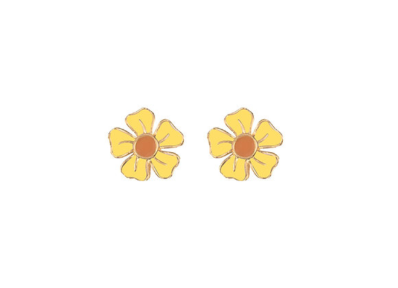 Syrin the Delighful Flower Earrings