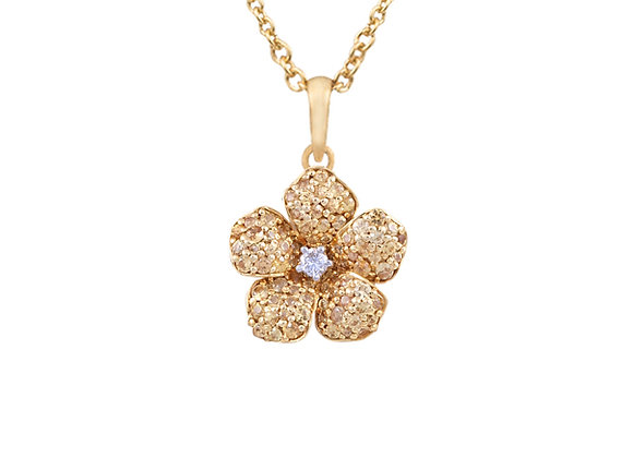 Amelia the Flower Pendant