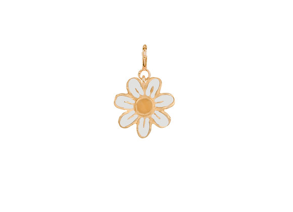 Daisy the Joyful Flower Charm
