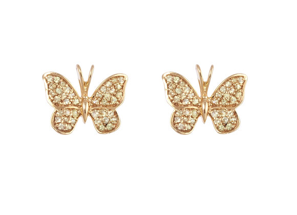 Anne the Butterfly Earrings