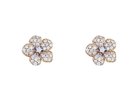 Teresa the Flower Earrings