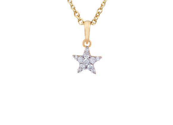 Laura the Star Pendant