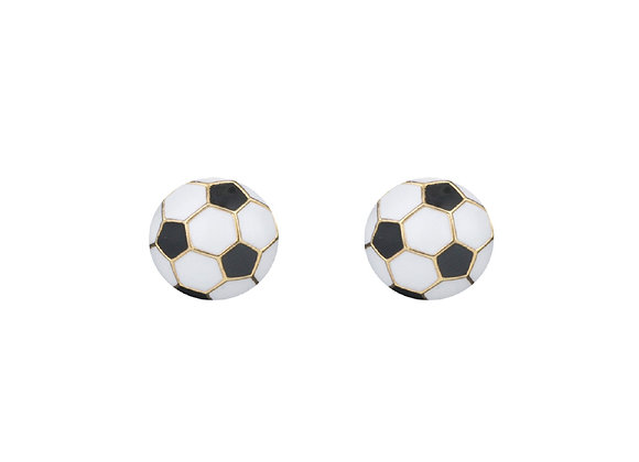 Cody The Cooperative Football Cufflinks
