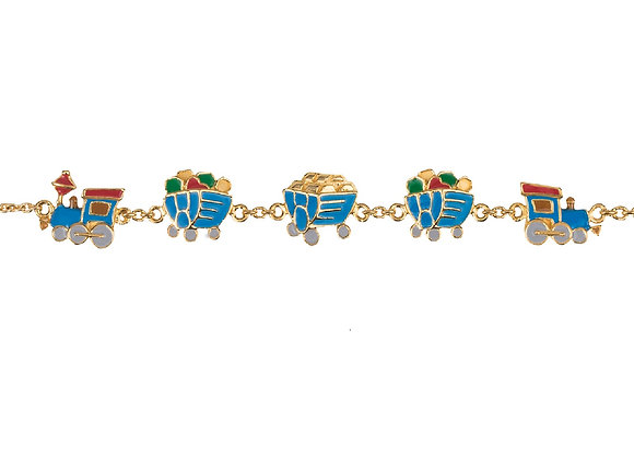 Mathias the Train Bracelet