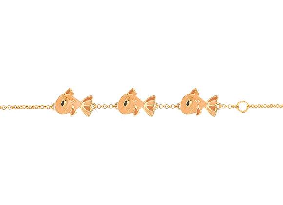 Pax the Patient Fish Bracelet