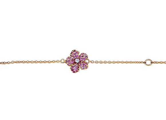 Malala the Flower Bracelet
