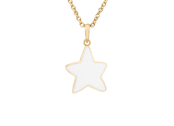 Lysa the Luminous Star Pendant