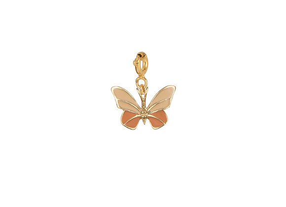 Angelica the Authentic Butterfly Charm