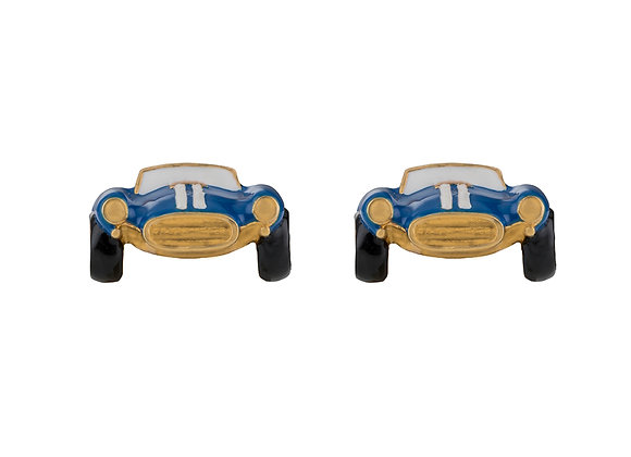Erik The Enthusiastic Car Cufflinks