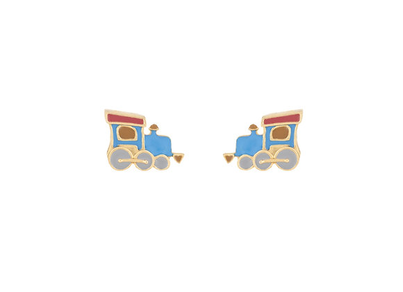 Mathias the Train Cufflinks