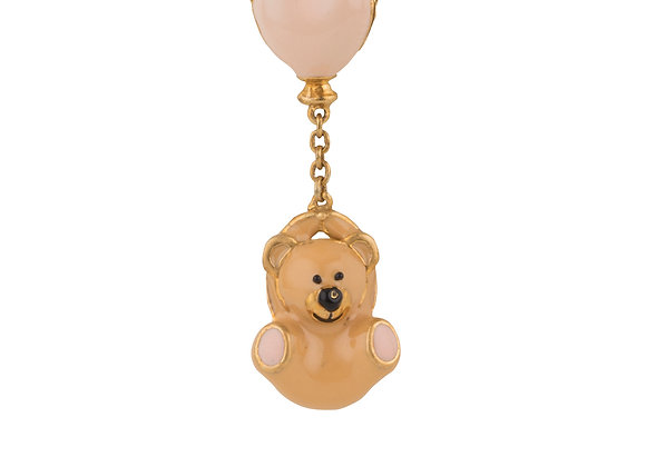 Bjorn the Adorable Teddy Pendant
