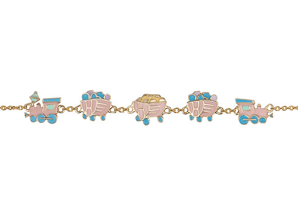 Mathilda the Train Bracelet