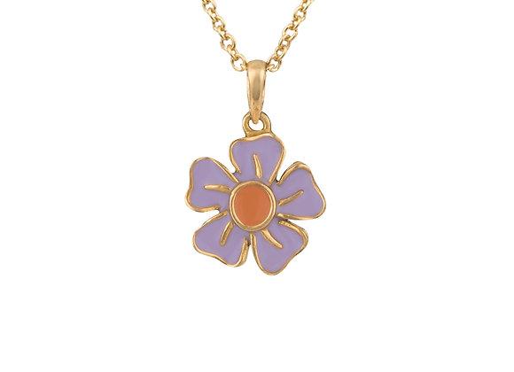 Syrin the Delighful Flower Pendant