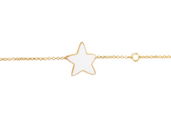 Lysa the Luminous Star Bracelet