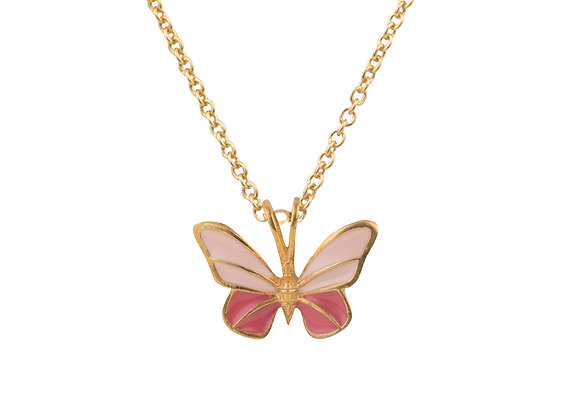 Angelica the Authentic Butterfly Pendant