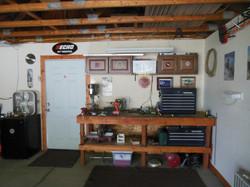 506 Ely Woodbine Garage interior 2