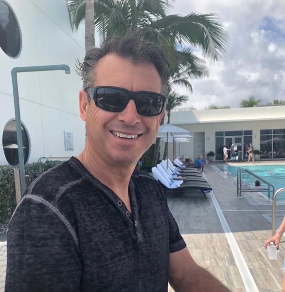 Craig looking cute in Florida