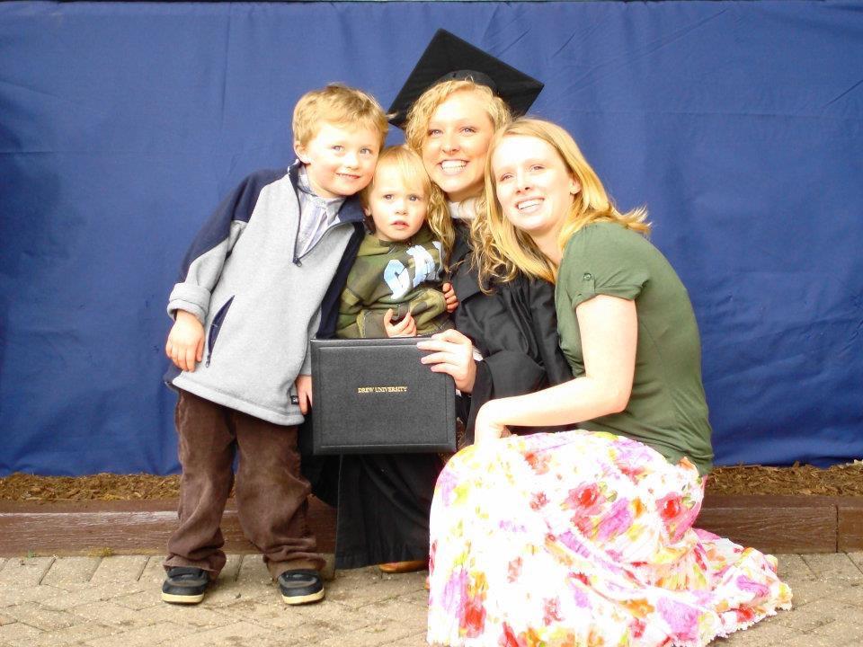 Holly's Graduation