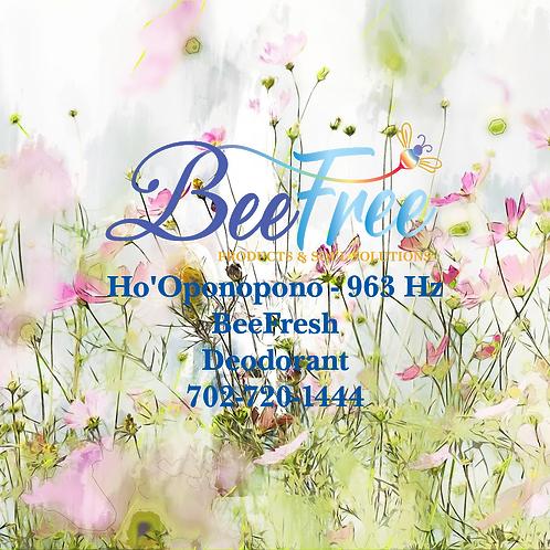 BeeFresh Deodorant - Travel Size