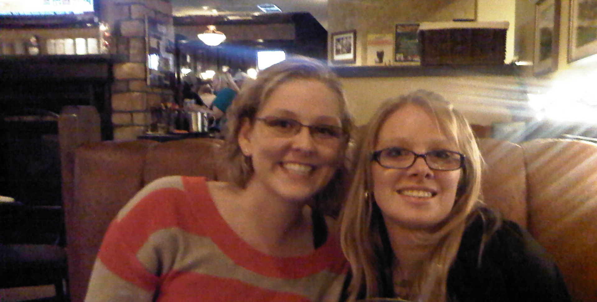 Heather & Holly