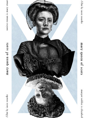 MARY QUEEN OF SCOTS' ALTERNATIVE POSTER