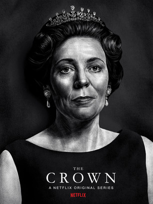 'THE CROWN' ALTERNATIVE POSTER