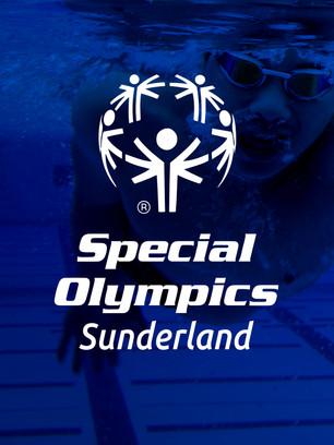 SPECIAL OLYMPICS SUNDERLAND - BRAND UPDATE