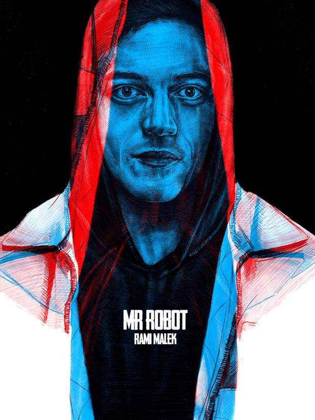 'MR ROBOT' ALTERNATIVE POSTER